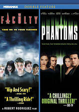 Phantoms/The Faculty (DVD, 2011, Double Feature)