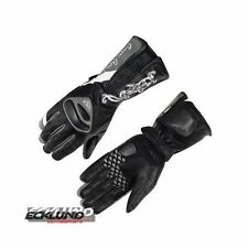 NEW CAN-AM SPYDER VSS LEATHER GLOVES F/L  - 446216__90