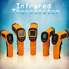 HIGH QUALITY Digital Infrared IR Thermometer Temperature Laser Gun -50℃ to 900℃