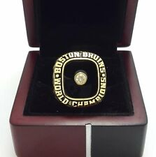 1970 Boston Bruins Stanley Cup Championship ring  8-14 Size Top Quality Solid