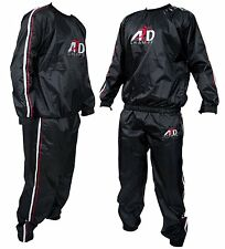 ARD Heavy Duty Sweat Suit Sauna Exercise Gym Suit Fitness Weight Loss Anti-Rip