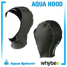 NEW! AQUA SPHERE AQUA SKINS AQUA HOOD OPEN WATER WETSUIT SWIMMING