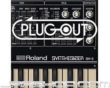 Roland SH-2 Plug-Out Software Synthesizer for System-1, VST, or AU eDelivery JRR