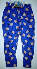 Mens Family Guy Stewie Griffin Allover Print Pjs Sleepwear Lounge Pants Sz M-2XL