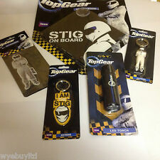 BBC top gear stig torch stocking fillers gift present ideal men womens gift idea