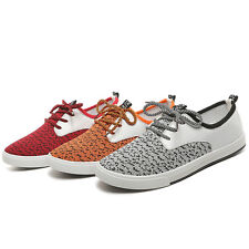 Womens Mens Breathable Canvas Sneakers Recreational comfy Shoes Casual Shoes Z95