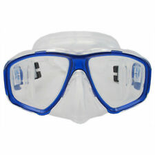 Scuba Blue Dive Mask FARSIGHTED Prescription RX Optical FULL Lenses