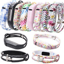 New Replacement Colorful Wristband Metal Latch Buckle For Fitbit Flex Bracelet