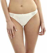 Panache 6119 Evie Bridal Thong in Ivory