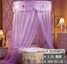 Hot Beautiful Romantic Bed Dome Netting Canopy Fly Insect Mosquito Net
