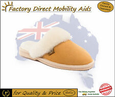 Ugg Australia Ladies Scuffs Scuff Slippers Shoes Australian/produced NOT foreign