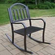 Oakland Living Rochester Outdoor Rocking Chair. Shipping is Free