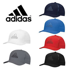 ADIDAS TAYLORMADE MENS FLEX FIT DELTA STRUCTURED GOLF CAP