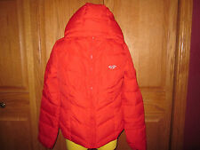 NWT Hollister Bettys Puffer Down Coats 3 Sizes 4 Colors U Choose Nice $120-$160