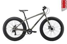 "NEW 2016 REID BOSS 26"" Fat Mountain Bike Alloy Frame Shimano 7 Spd twist shift"