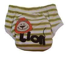 1pc Lion Design Baby Toddler Potty Toilet Training Pants New Reusable Washable