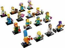 Lego Minifigures The Simpsons Serie 2 (71009 ) - Choose Your Figure - Au choix