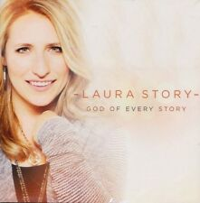 God Of Every Story CD By Laura Story 2013 (Forgiven) BRAND NEW SEALED