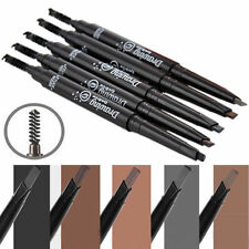 New Waterproof Eyeliner Eyebrow Pen Pencil With Brush Makeup Cosmetic Tool 1pcs
