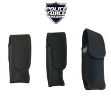 Police Force Heavy Duty Pepper Spray Holster Quick Access Self Defense/Security