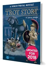 TROY STORY Key Stage 2 MUSICAL PLAY School Kids Show Ancient Greece Oxspring