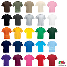Fruit Of The Loom Valueweight T-Shirt (61036)