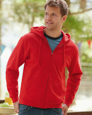 Fruit Of The Loom Hooded Sweat Jacket (62062)