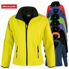 Result Core Ladies Printable Sshell Jkt (R231F)