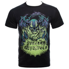 Official T Shirt AVENGED SEVENFOLD Black DARE TO DIE Band Tees All Sizes