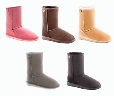 Genuine Ugg 100% Australian Tidal 3/4 Boots Shoes Slippers - Not imported!