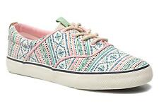 Kids's Pepe jeans Traveler etnic girl Low rise Trainers in Multicolor