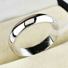 Black Titanium Stainless Steel Fashion Jewelry Band Ring For Men Women 5 SIZE CH