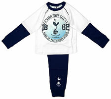 Boys Pyjamas Spurs Tottenham Hotspur THFC WHL Skater Top Official 2 to 12 Years