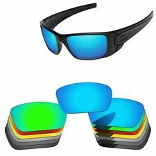 Polycarbonate Replacement Lenses For-Oakley Fuel Cell Sunglasses Multi-Options