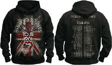 THE ROLLING STONES - NORTH AMERICAN TOUR 1981 - OFFICIAL MENS HOODIE