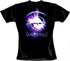 EVANESCENCE - GLARE - OFFICIAL WOMENS T SHIRT
