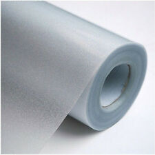 1 Roll Frosted Privacy Frost Home Bedroom Bathroom Glass Window Film Sticker NEW