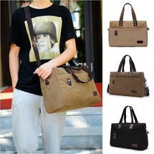 Laptop Bags Men's Shoulder Bag Business Briefcase Attache Handbag Satchel New 58