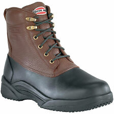 Brand New Iron Age IA9650 Men's Black and Brown Compound Work Boots