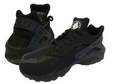 Nike Air Huarache Triple Black Mens Trainers 318429 003 All Black UK Sizes 6-11