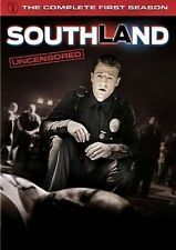 Southland: The Complete First Season [Region 1] - DVD - New - Free Shipping.