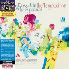 Diana Ross & the Supremes Join the Temptations [Digipak] by Diana Ross & the Sup