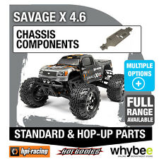 HPI SAVAGE X 4.6 [Chassis Components] Genuine HPi Racing R/C Parts!