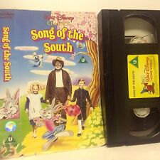 Genuine Disney's Song of the South VHS - with  Holograms