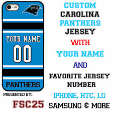 New Custom CAROLINA PANTHERS phone Case Cover for iPhone 6 6 PLUS 5 5s 5c 4 4s