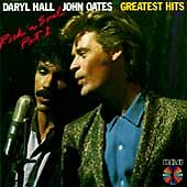 HALL & OATES and/greatest hits WAIT FOR ME maneater I CAN'T GO FOR THAT