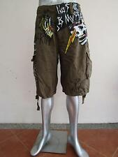 Minute Mirth Thunder Devil Black Panther Shorts Cargo MMS88