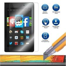 LCD Tempered Glass Screen Protector Flim Guard for Amazon Kindle Tablet Series