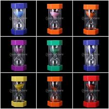 Colorful Hourglass Sandglass Sand glass Timer Home Coffee Kitchen Timer Decor
