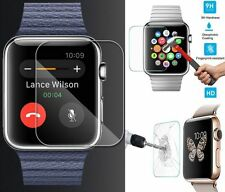 Lot Premium Real Tempered Glass Film Screen Protector for Apple iWatch 42mm